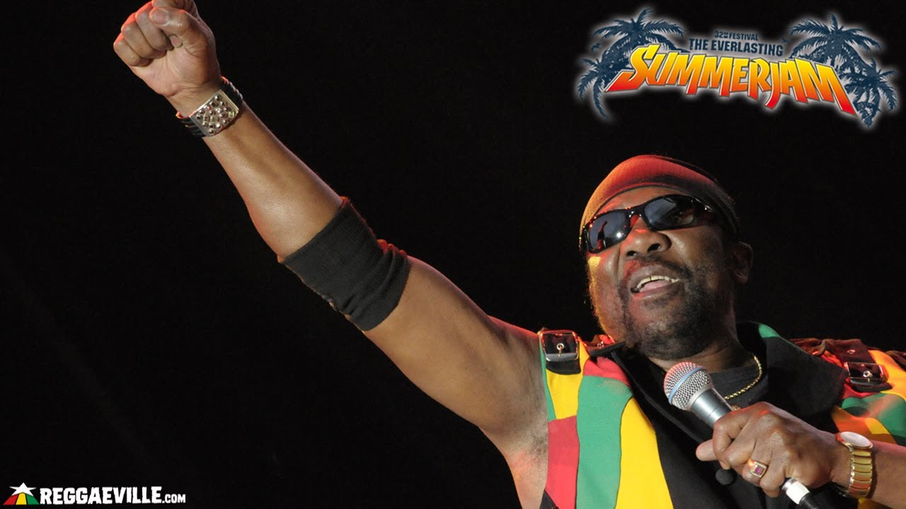 Toots & The Maytals in Cologne, Germany @ SummerJam 2017 [7/2/2017]