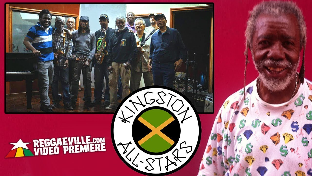 Kingston All-Stars - Boo Rock (A Tribute To Mikey 'Boo' Richards) [3/1/2019]