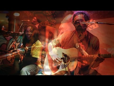 Kazam Davis, Infinite & Black Omolo in Munich, Germany @ Sunny Red [5/18/2016]