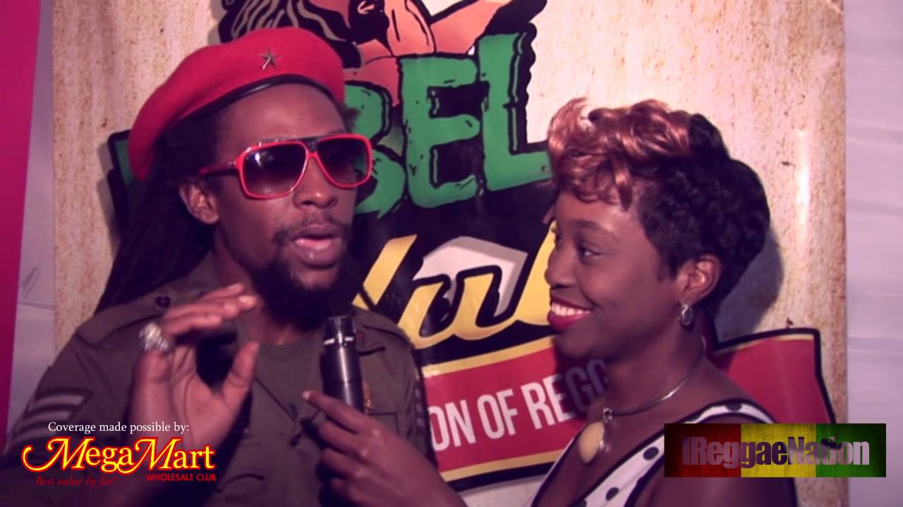 Interview: Jah Cure @Rebel Salute 2014 [1/18/2014]