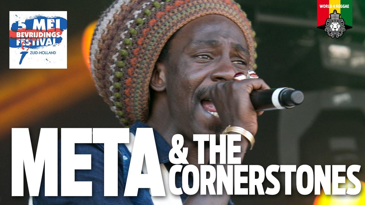 Meta & The Cornerstones in Rotterdam @ Bevrijdingsfestival 2016 [5/5/2016]