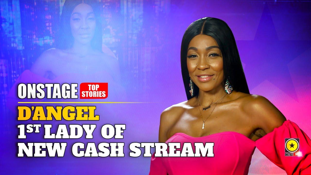 D'Angel Interview @ OnStage TV [11/2/2020]