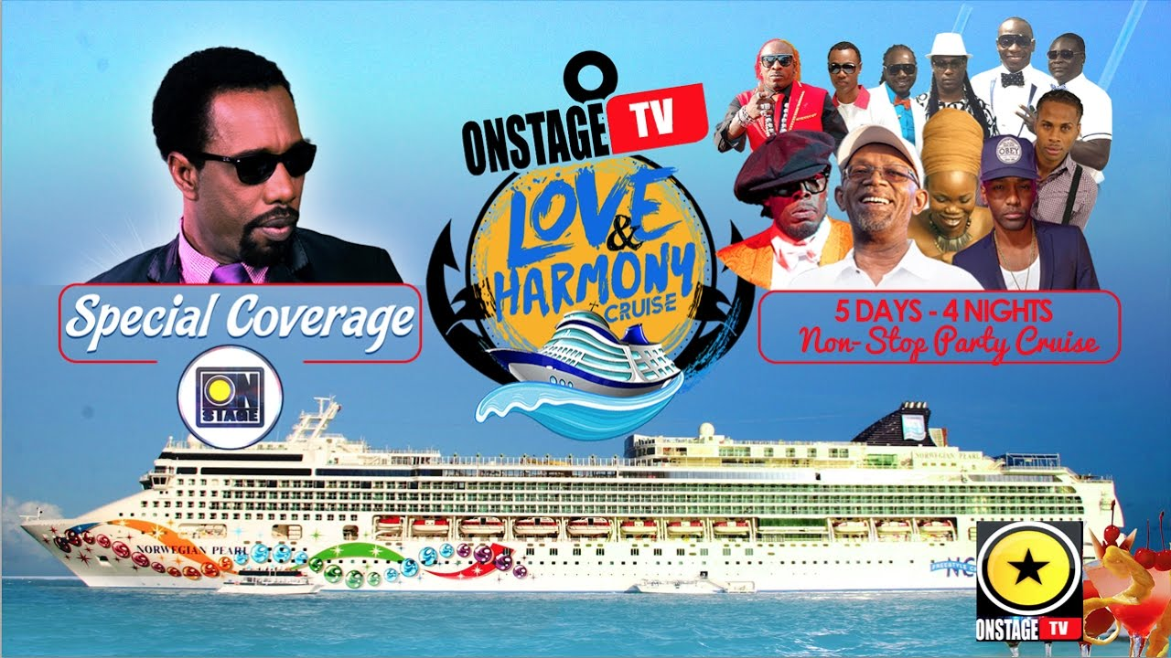 Love & Harmony Cruise 2017 @ OnStage TV [3/4/2017]