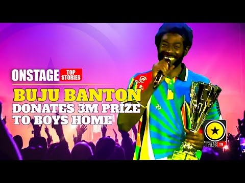 Buju Donates 3M Prize To Boys Home From Festival Win [7/27/2020]