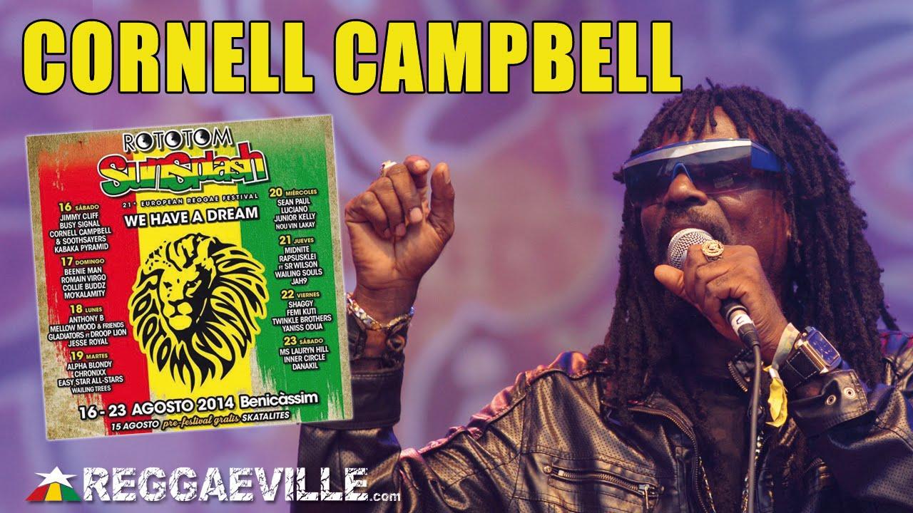 Cornell Campbell - A Hundred Pounds Of Collie @ Rototom Sunsplash 2014 [8/16/2014]