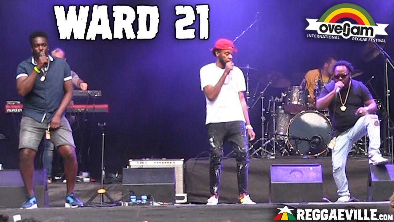 Ward 21 @ OverJam Reggae Festival 2019 [8/16/2019]