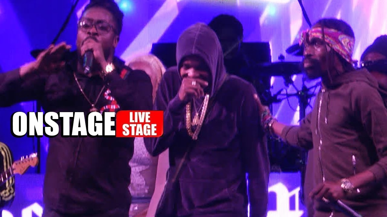 Beenie Man, Tommy Lee, Sean Kingston, Munga Honorable @ Portmore Music Fest 2018 [12/29/2018]