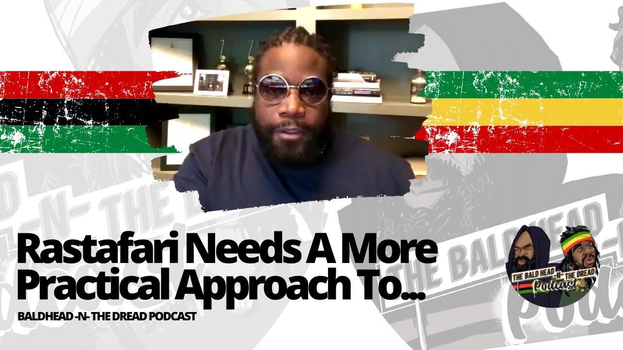 Gramps Morgan @The Bald Head-N-The Dread Podcast [8/17/2021]