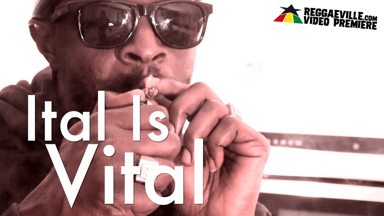 Jah Marnyah - Ital Is Vital [6/30/2020]