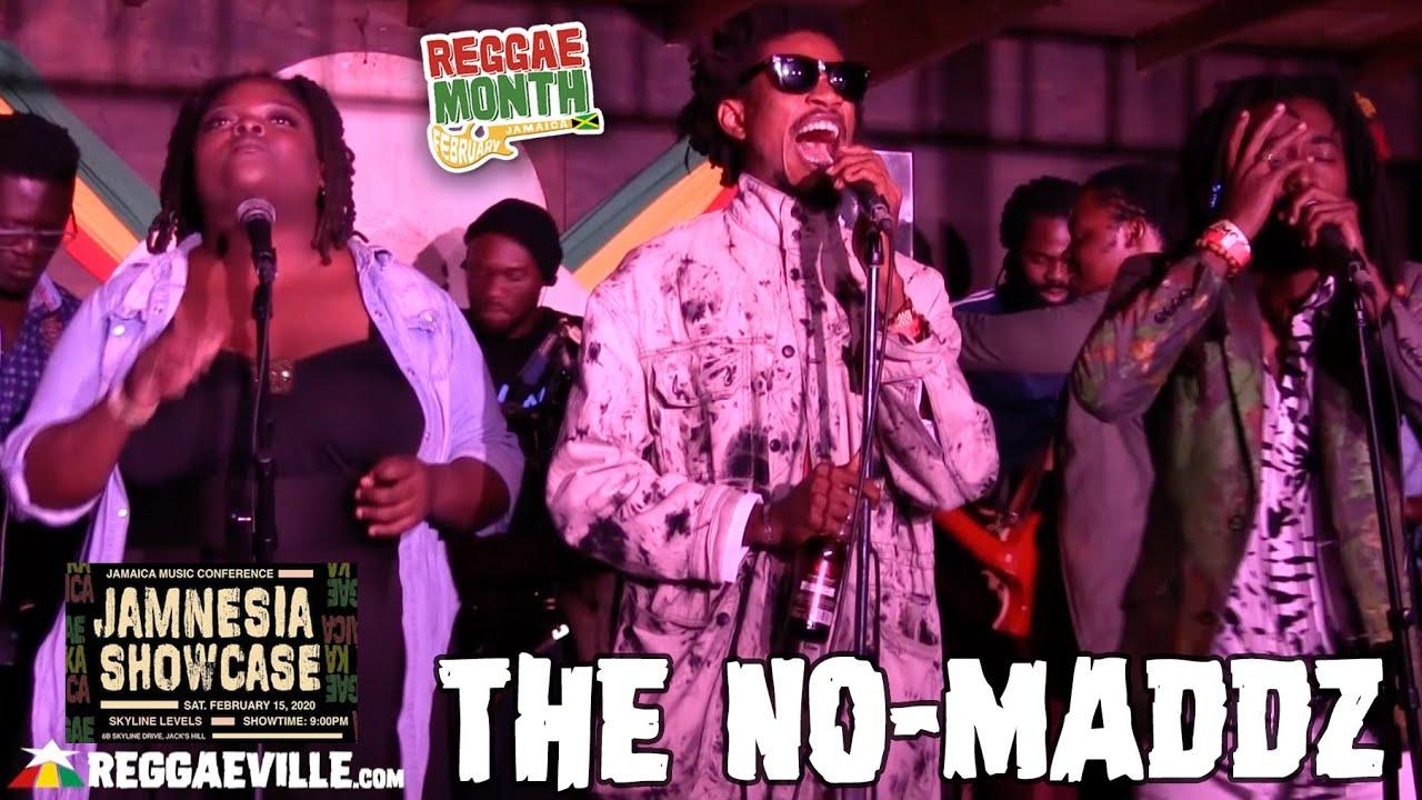 The No-Maddz in Jamaica @ Jamnesia Showcase 2020 [2/15/2020]