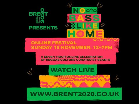 No Bass Like Home 2020 - Live Stream [11/15/2020]
