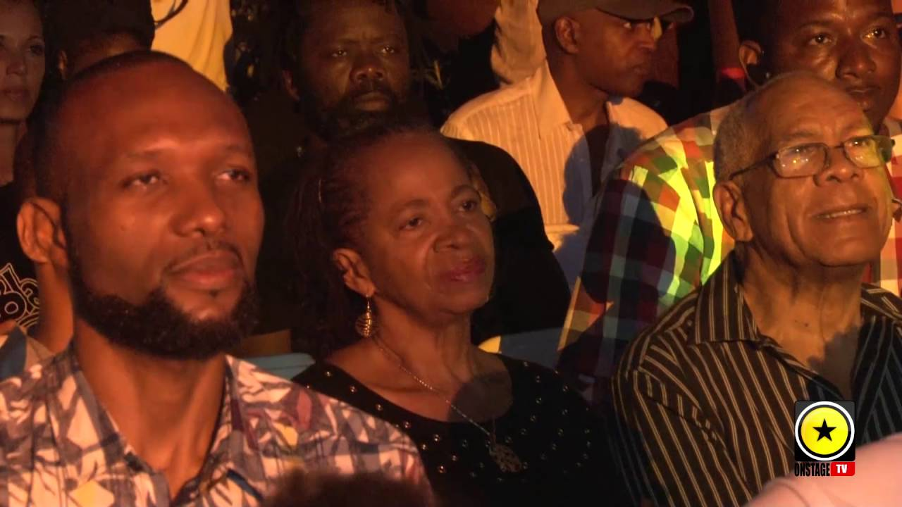Marcia Griffiths & Andrew Tosh - Don't Look Back @ Peter Tosh Tribute Concert 2016 (Onstage TV) [10/22/2016]