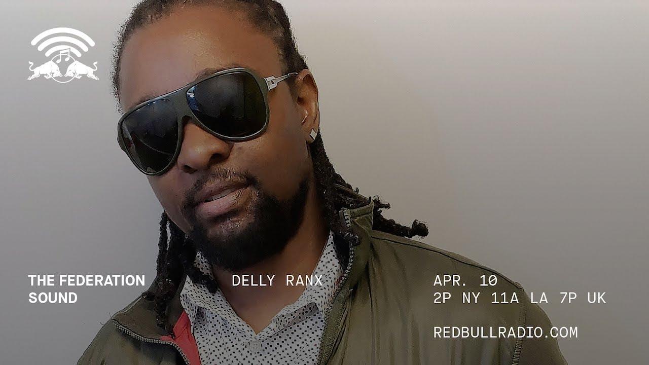 Delly Ranx @ Max Glazer on Red Bull Radio [4/11/2019]