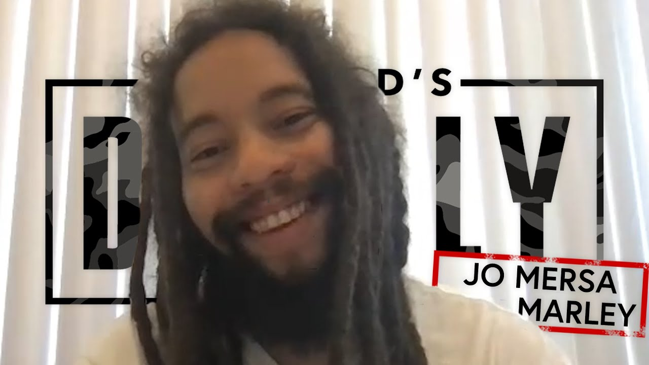 Jo Mersa Marley Interview @ DEADLY [6/23/2021]