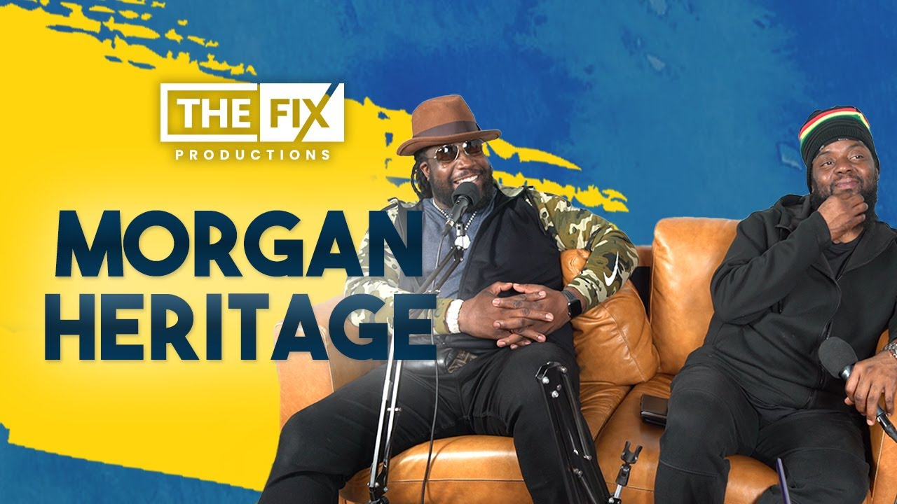 Morgan Heritage Interview @ The Fix [12/17/2019]