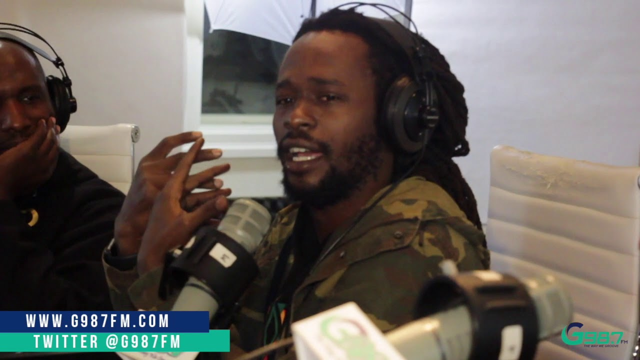 Jesse Royal Interview @ G987FM [11/21/2018]