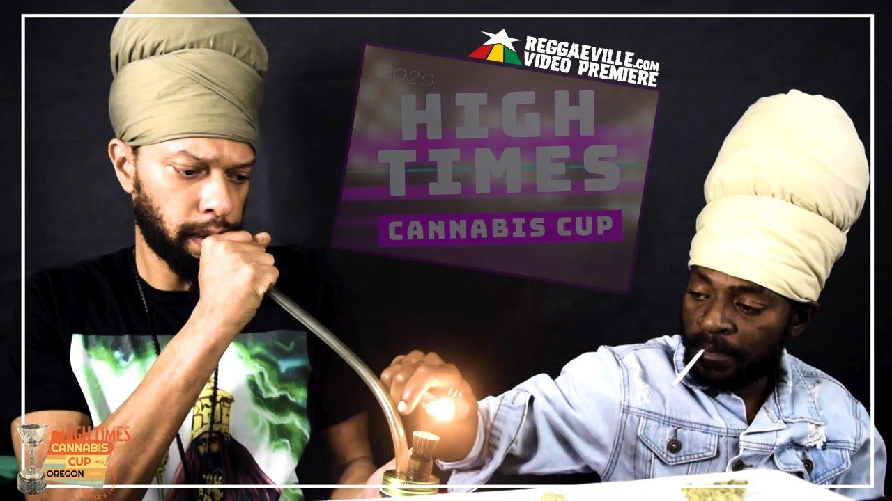 Perfect Giddimani & Young Shanty @ High Times 2020 Oregon Cannabis Cup [2/14/2021]