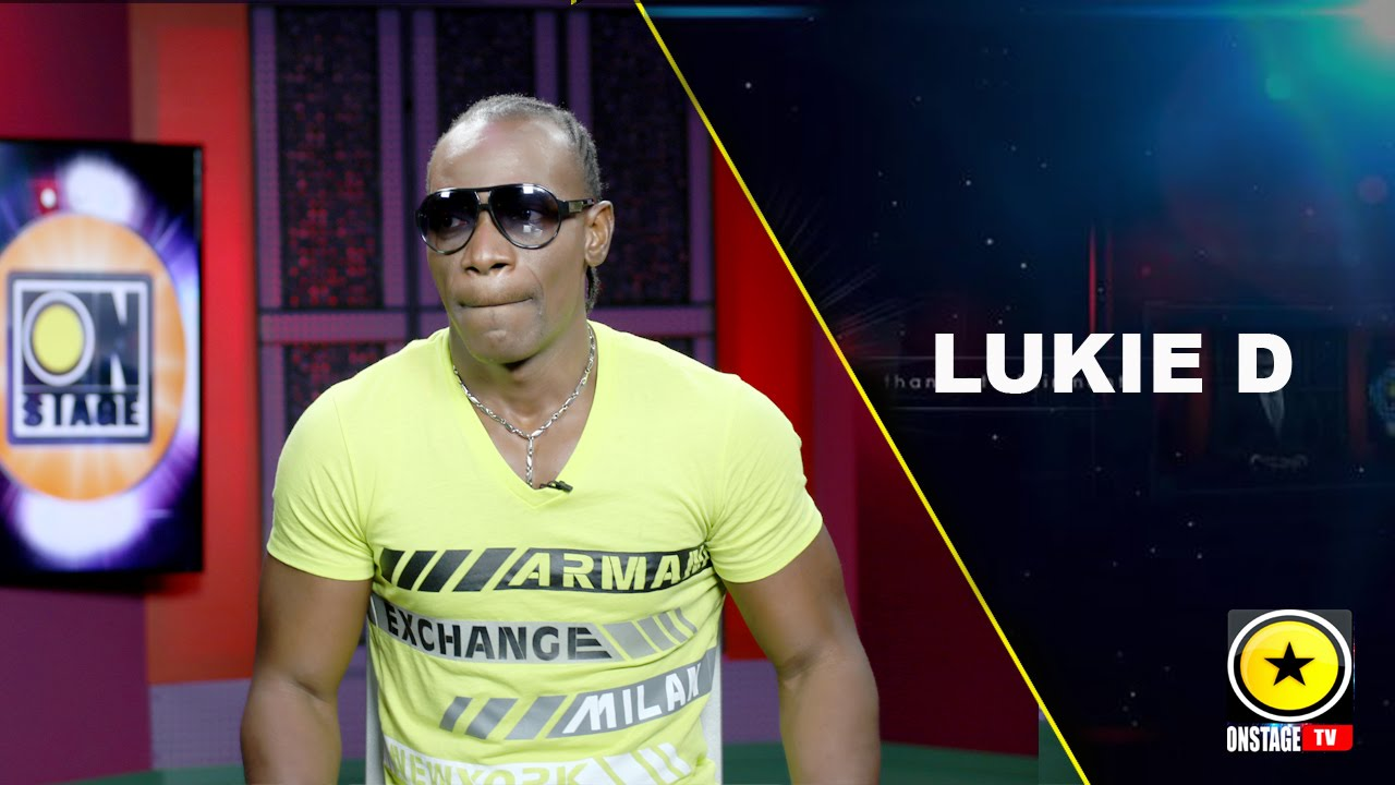 Lukie D & Bounty Killer - A Powerful Message to Criminals @ Onstage TV [10/24/2015]
