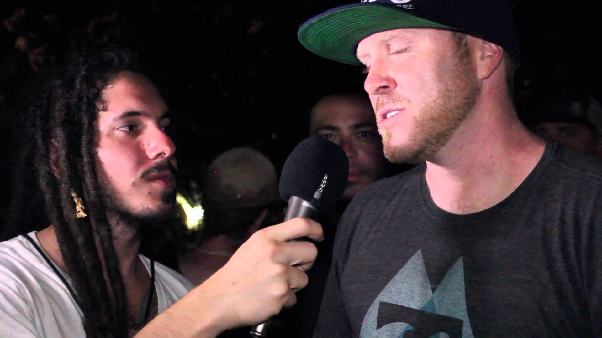 Interview with Miles Doughty of Slightly Stoopid @ Jungle Jam in Costa Rica [3/22/2015]