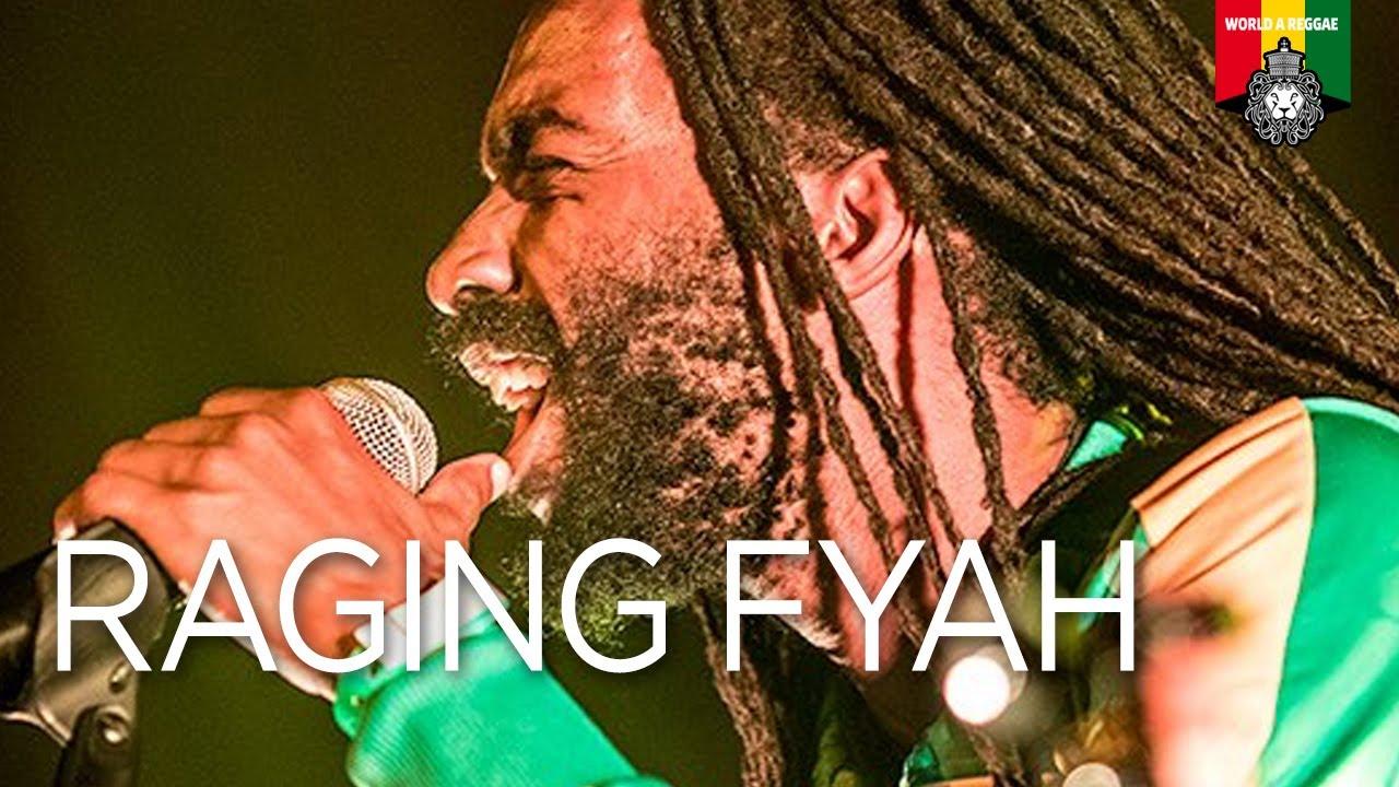Raging Fyah @ Reggae Fever - Utrecht 2017 [6/25/2017]