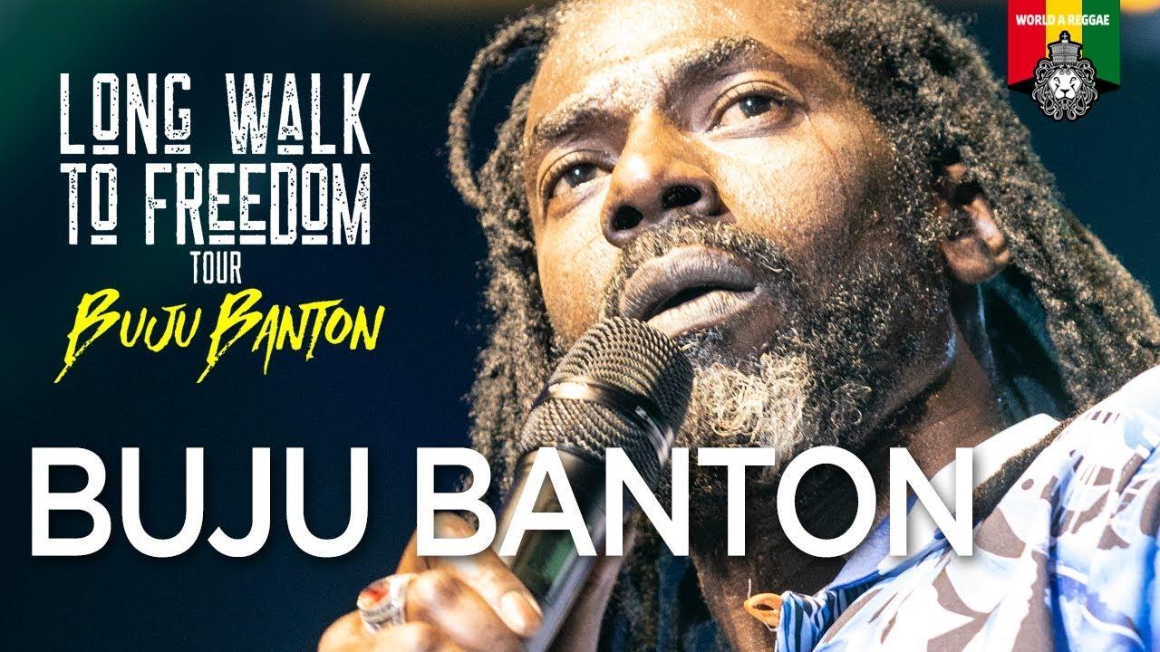 Buju Banton in Amsterdam @ Sun Splash Reggae Festival 2019 [7/7/2019]