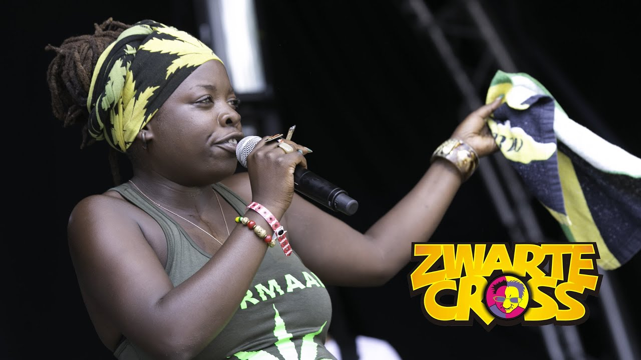 Black Omolo @ Zwarte Cross 2014 [7/27/2014]