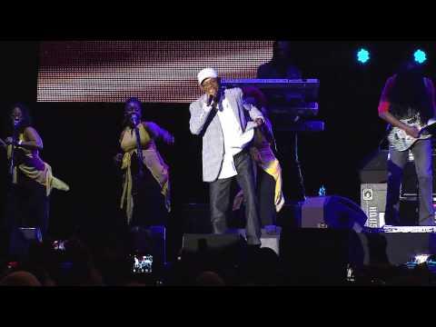 Beres Hammond @ Jamaica Jazz & Blues 2014 [2/1/2014]