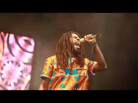 Chronixx - I Can in Kampala, Uganda @ The Pulse Jam Fest 2019 [6/29/2019]