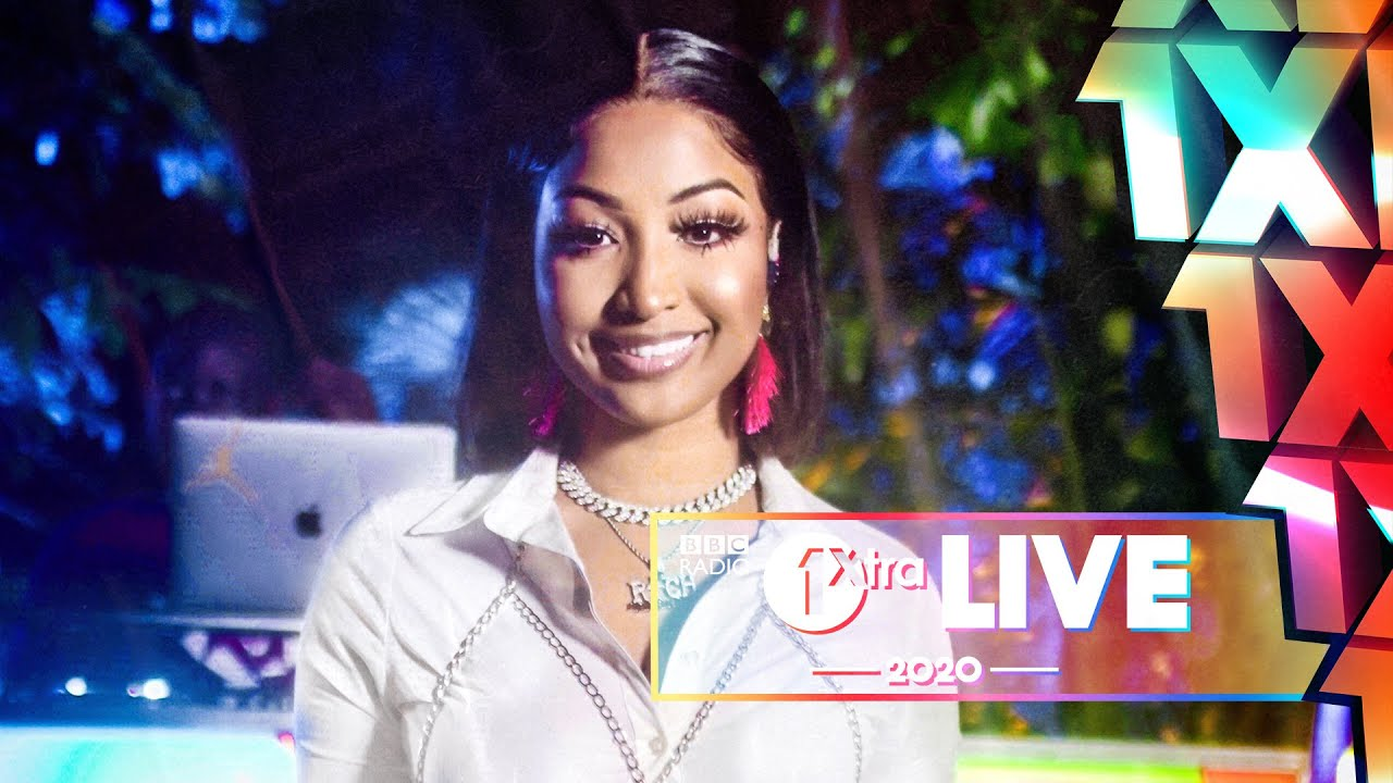 Shenseea - Blessed @ 1Xtra Live 2020 [10/17/2020]