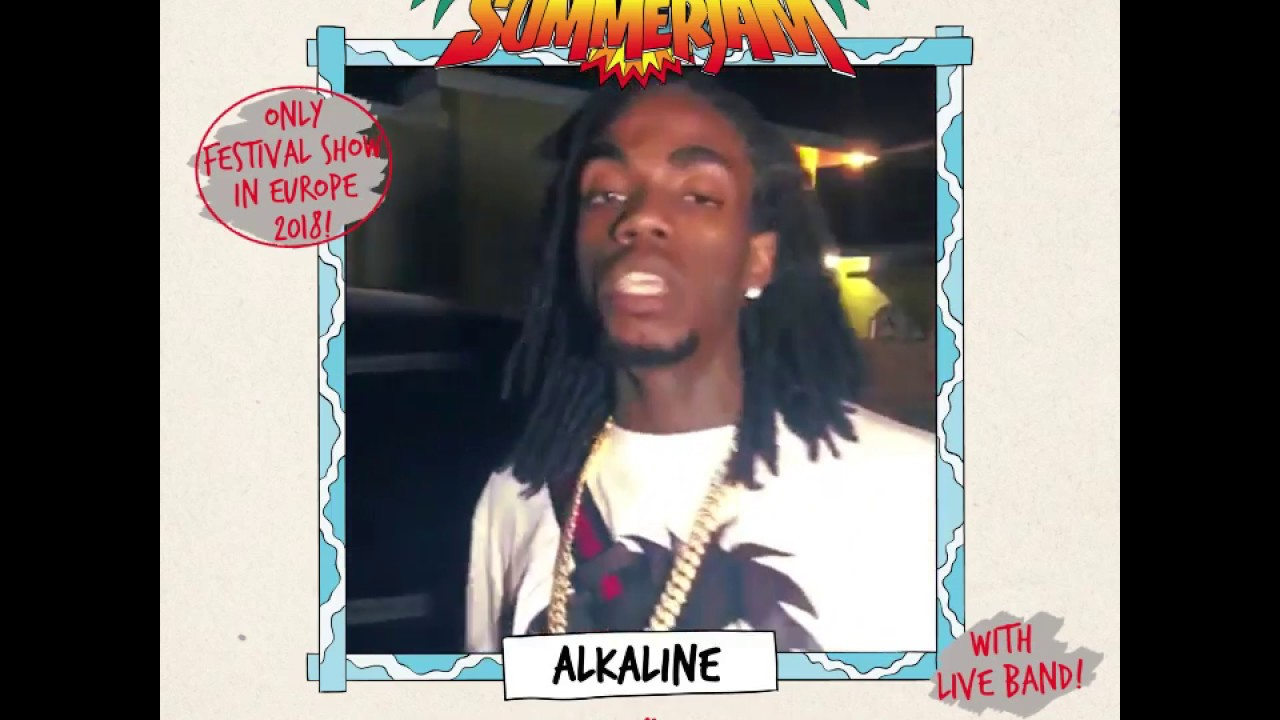 Alkaline @ Summerjam 2018 (Drop) [6/12/2018]