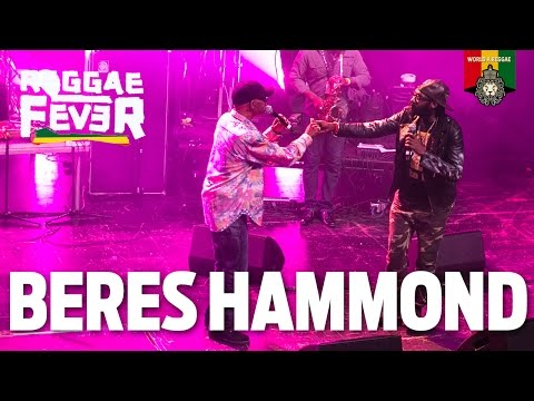 Beres Hammond @ Reggae Fever 2015 - Utrecht [6/28/2015]