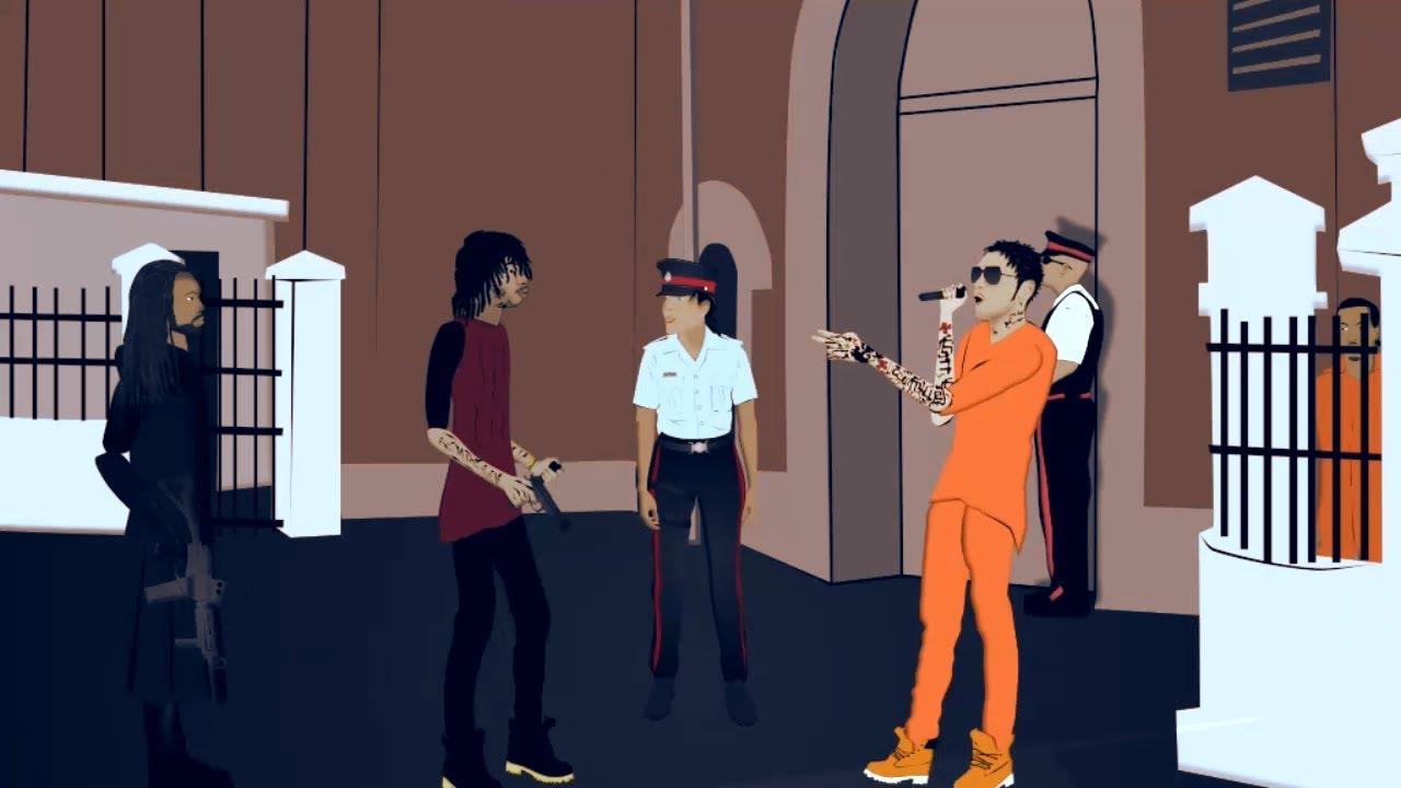 Video: Alkaline vs Vybz Kartel - Rematch (Dancehall Street Clash) 11