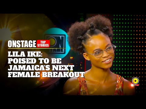 Lila Iké Interview @ OnStage TV [7/31/2019]