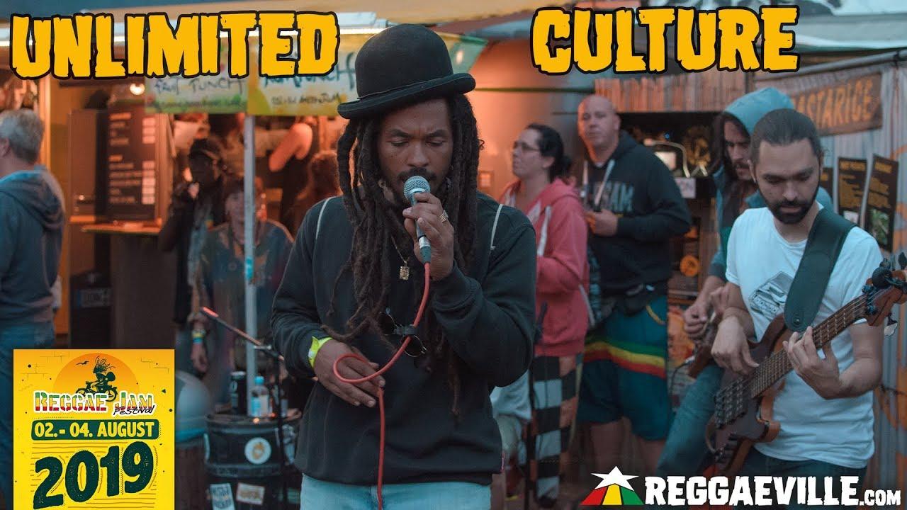 Unlimited Culture @ Da Sandwichmaker Session - Reggae Jam 2019 [8/1/2019]