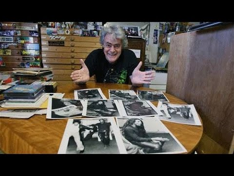 Roger Steffens about Bob Marley's Charity, Psychic Abilities & Rise Out Of Poverty @ TheLipTV [3/20/2016]