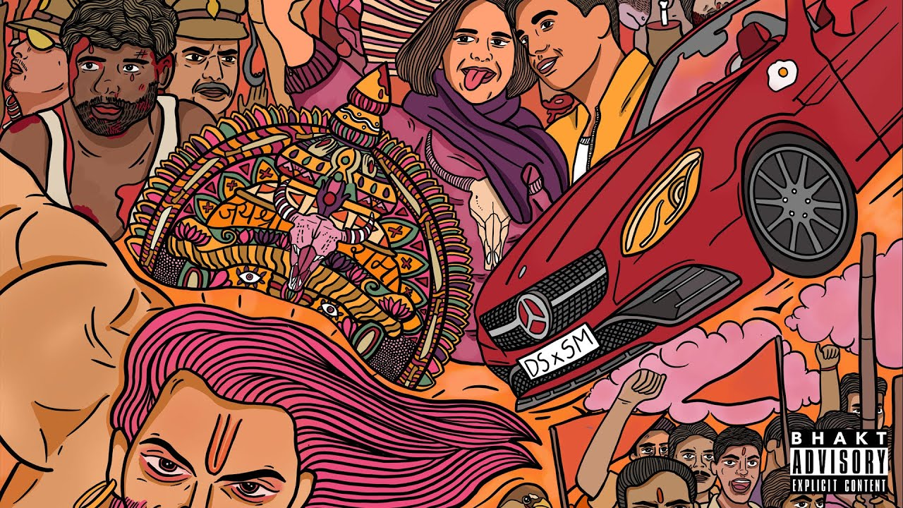Delhi Sultanate x Seedhe Maut - Scalp Dem (Lyric Video) [12/18/2019]