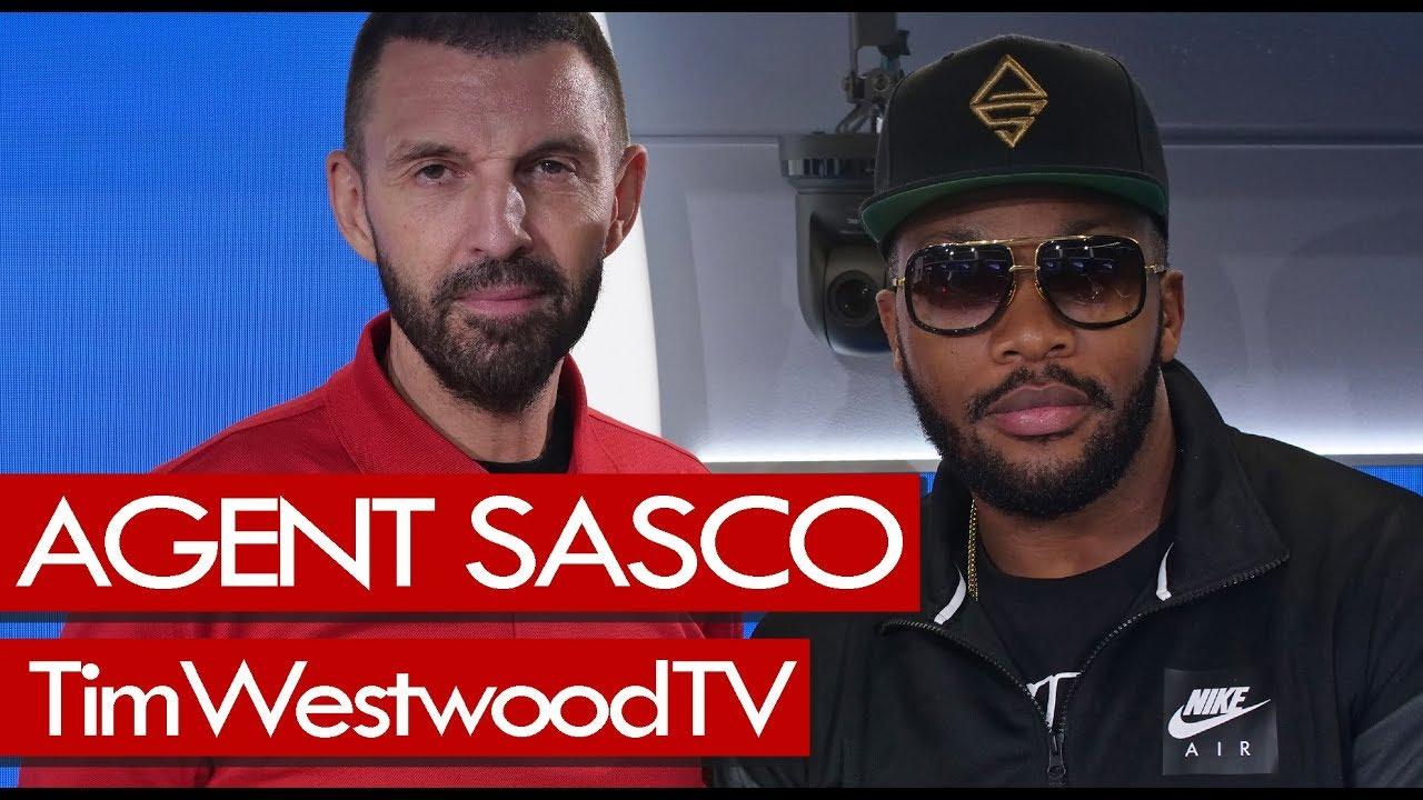 Agent Sasco Interview @ Tim Westwood TV [9/14/2018]
