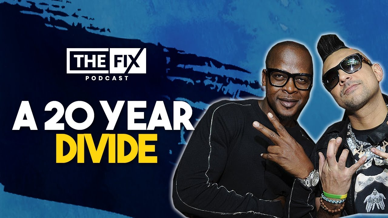 Mr. Vegas Gives His Side Of Falling Out w/ Sean Paul @ The Fix Podcast [5/20/2021]