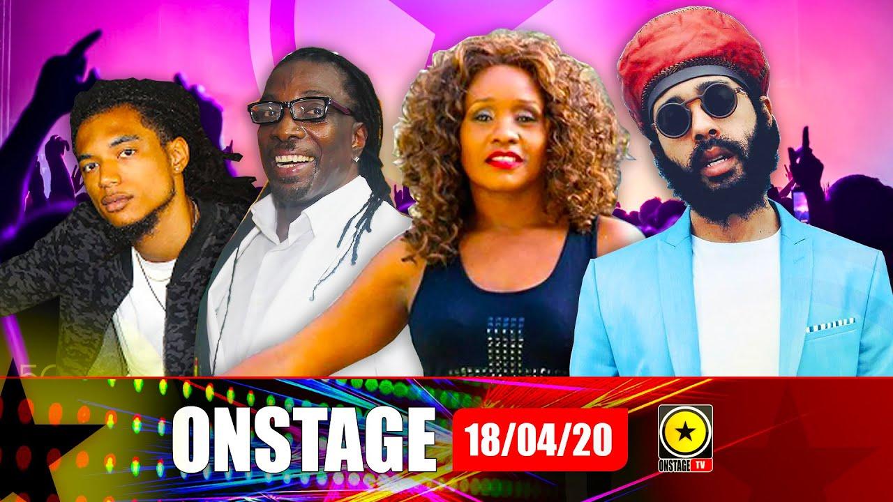 Mikey Spice, Ceejay, Tanya Stephens, Protoje @ OnStage TV [4/18/2020]