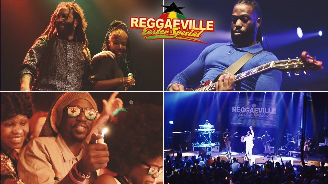 Reggaeville Easter Special 2019 in Dortmund, Germany @FZW (Recap) [4/20/2019]