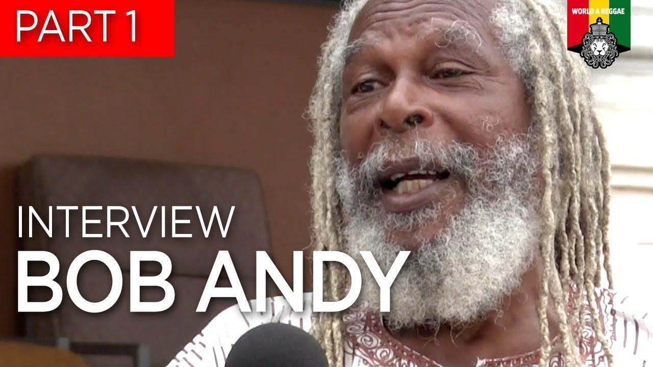 Bob Andy @ Reggae History Reasonings #1 [3/15/2019]