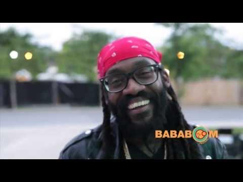 Drop: Tarrus Riley @Bababoom Festival [6/25/2013]