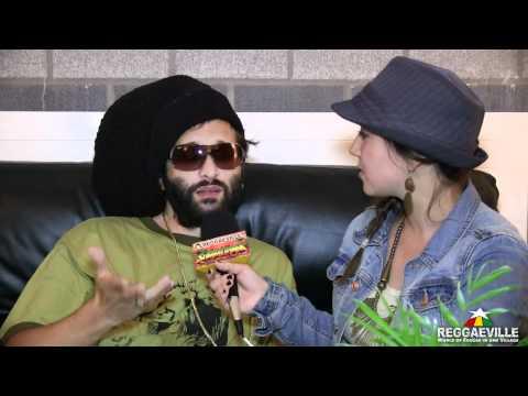 Interview: Alborosie @ SummerJam [7/8/2012]