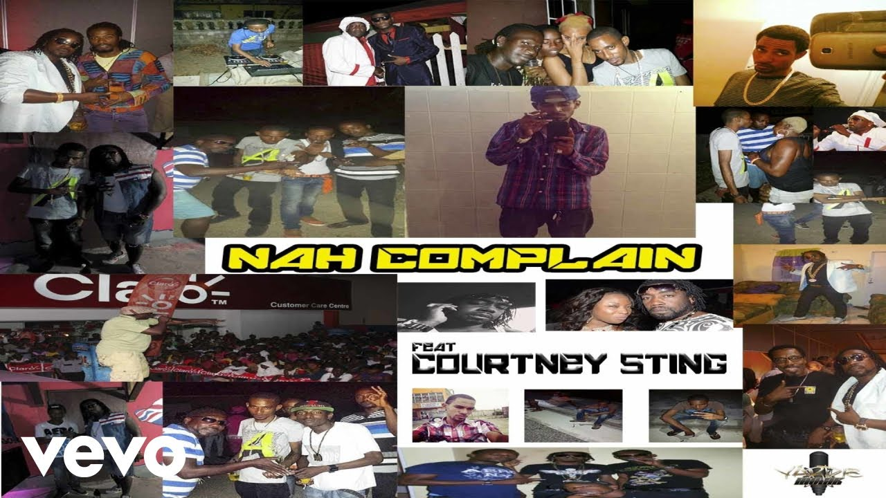 YXRDMXN feat. Courtney Sting - Nah Complain (Lyric Video) [5/15/2018]