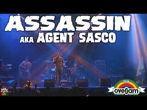 Assassin aka Agent Sasco @ OverJam Reggae Festival 2016 [8/19/2016]