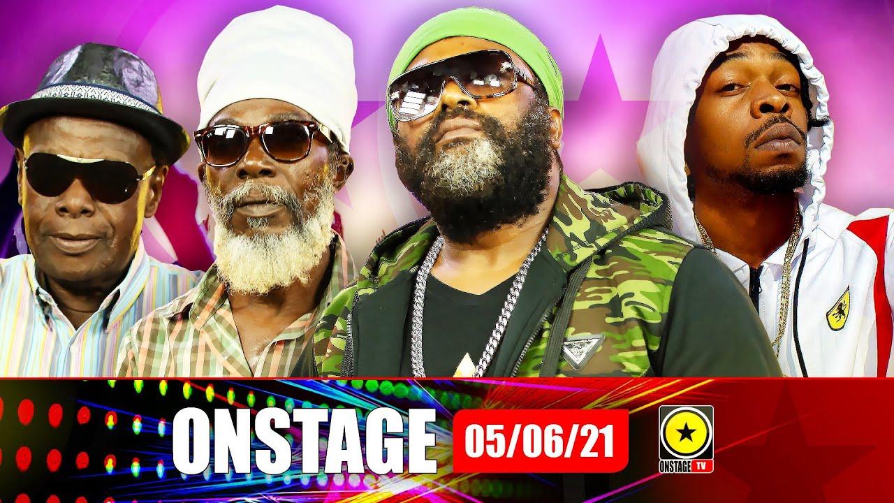 Fantan Mojah Stays Explicit, Mighty Diamonds, Reuben Shaw, Sandz Florida (Onstage TV) [6/5/2021]