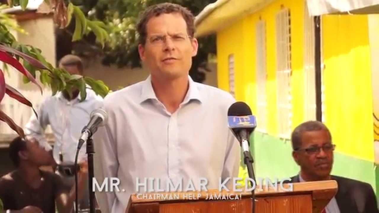 HELP Jamaica! 5th Anniversary & Opening of IT-Unit Celebration 2014 [7/8/2014]