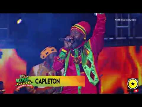 Capleton @ Rebel Salute 2018 (Onstage TV) [1/13/2018]