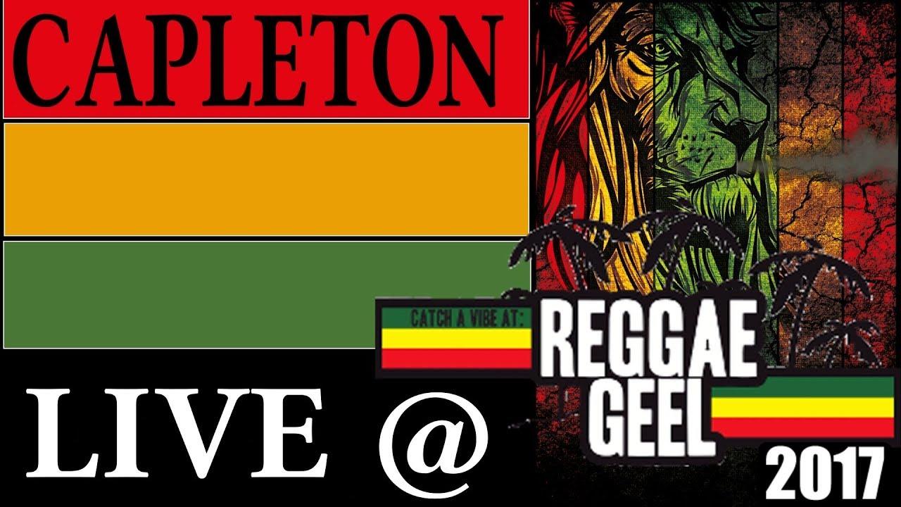 Capleton @ Reggae Geel 2018 (Full Show) [8/4/2017]