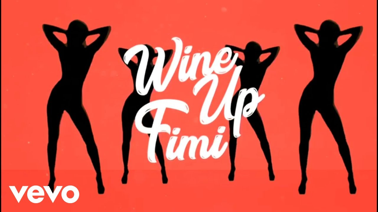 Charly Black & Christopher Martin - Whine Up Fimi (Lyric Video) [4/19/2018]